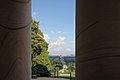 Arlington House - looking east from main porch - 2011.jpg