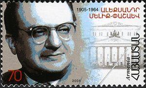 Alexander Melik-Pashayev - Aleksander Melik-Pashayev