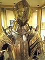 Armor for tilt and field of Count Franz von Teuffenbach, by Stefan Rormoser, Innsbruck Austria, 1554 - Higgins Armory Museum - DSC05679.JPG