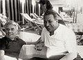 Arnoldo Mondadori e Massimo Bontempelli archivi Mondadori AA205592.jpg