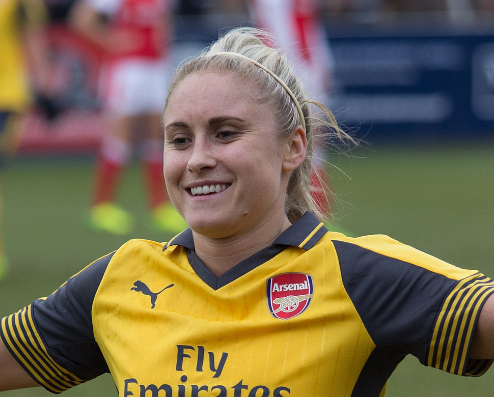 Arsenal LFC v Kelly Smith All-Stars XI (189) (cropped)