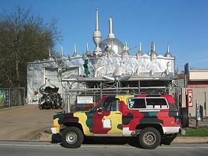 ArtCar Museum - Art Car Museum - 140 Heights Blvd