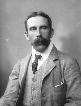 Arthur Tansley - Arthur Tansley in the 1890s.
