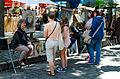 Artist 2, Place du Tertre, Paris 5 July 2013.jpg