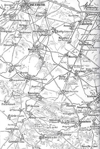 Second Battle of Artois - Image: Artois A