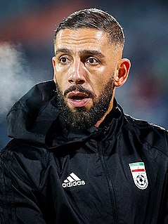 Ashkan Dejagah Iranian footballer