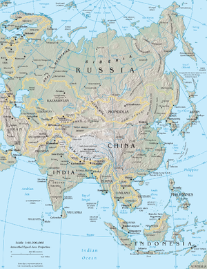 Christianity in Asia - Christianity spread from Western Asia to China between the 1st to the 14th century AD, and further to Eastern Asia from the 16th century with the European Age of Discovery