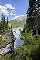 Athabasca Falls, Jasper National Park 01.jpg