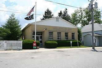 Atwood, Illinois - Atwood, Illinois Post Office