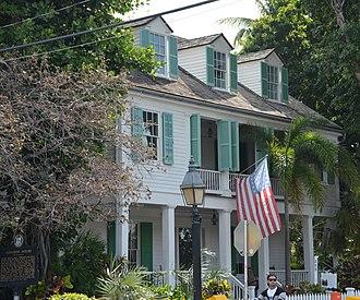 Audubon House and Tropical Gardens - Image: Audoban House, Key West, FL, US