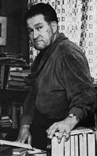 August Derleth - Derleth in the 1960s
