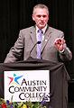 Austin Community College President Dr. Richard Rhodes, June 2012.jpg