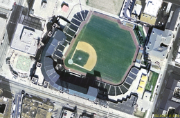 AutoZone Park satellite view.png