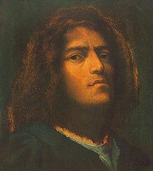 Self-portrait (Giorgione) - Image: Autoritratto (Giorgione)