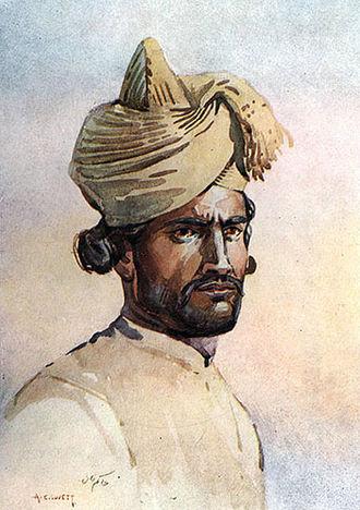 82nd Punjabis - Image: Awan Sepoy (82nd Punjabis)