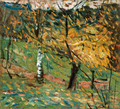 Axel Törneman The White Birch 1902.png