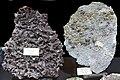 Axinite et Quartz 35è édition Fossilium V.Ascq.jpg
