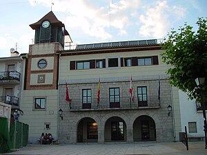 Collado Mediano - City Hall