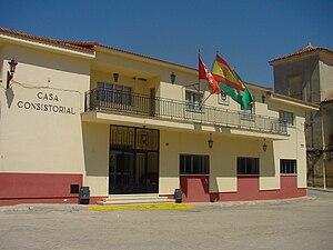 Corpa - Image: Ayuntamiento de Corpa