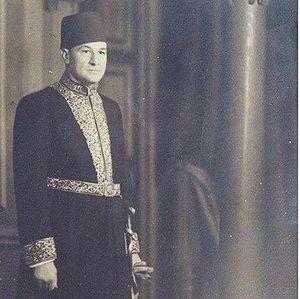 Abaza family - Aziz Pasha Abaza
