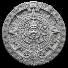 Aztécký kalendář (Sunstone)