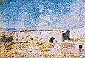Bəhruz Kəngərli - Nuhun türbəsi, 1920.jpg