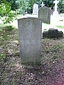 B.S. Kearney, Irish Guards, grave at Bell's Hill, Chipping Barnet.jpg