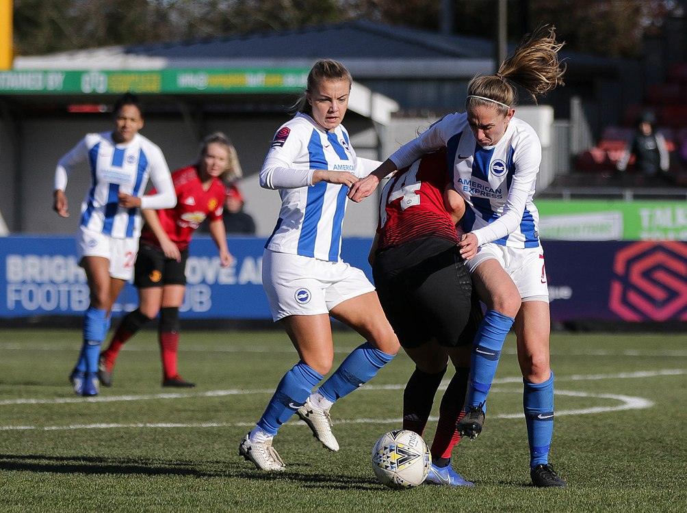 BHA Women 0 Man Utd Women 2 WFAC 4th rd 03 02 2019-581 (32044739887).jpg