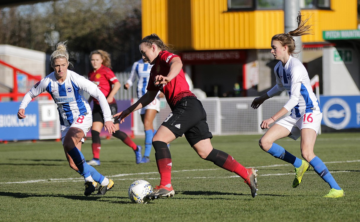 BHA Women 0 Man Utd Women 2 WFAC 4th rd 03 02 2019-786 (46072348545).jpg