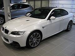 BMW M3 E92.