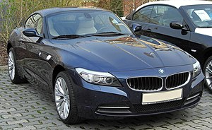 BMW Z4 - E89 Z4