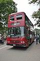 BRTC Double-decker Bus - Ashok Leyland Tinan - Nilkhet Road - Dhaka 2015-05-31 2411.JPG