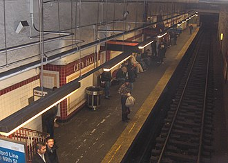City Hall station (SEPTA) - Image: BSL01City Hall
