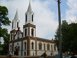 BZN Grinkiskis church sideview front right 1.JPG