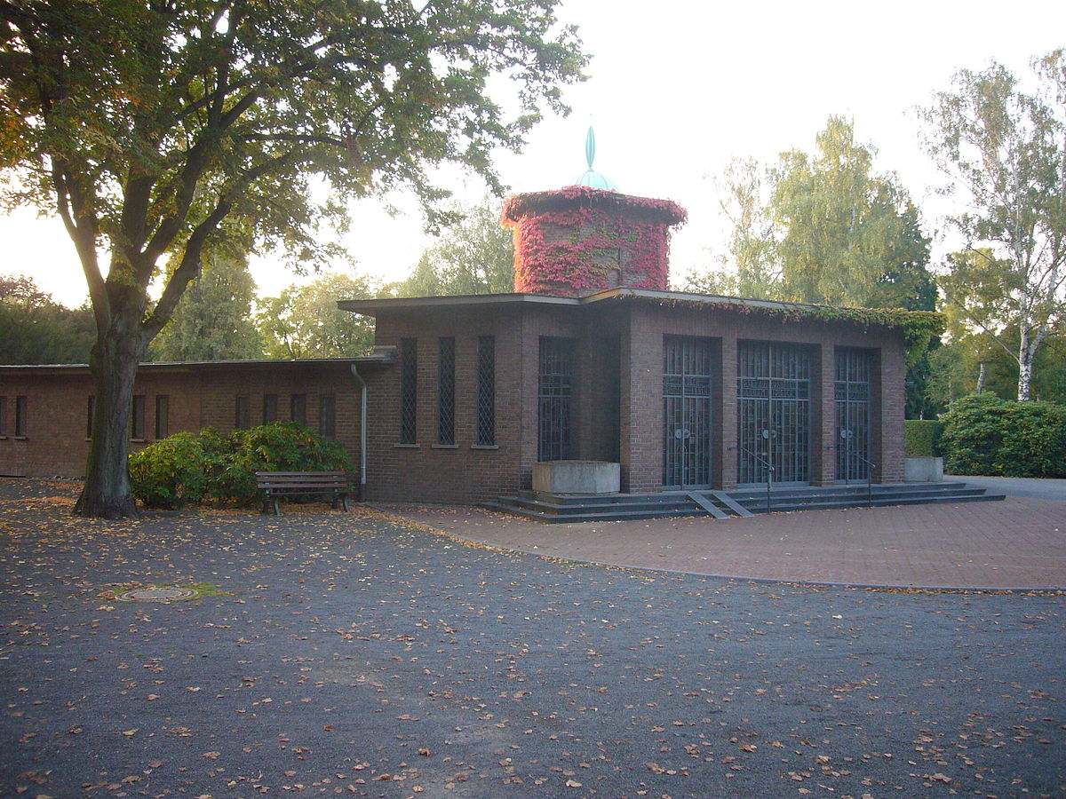 zentralfriedhof bad godesberg – wikipedia