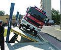 Badania samochodów strażackich.JPG