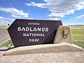 Badlands National Park-Welcome Board.jpg