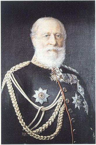 Adolf von Baeyer - Adolf von Baeyer's father, Prussian lieutenant-general Johann Jacob Baeyer, the noted geodesist