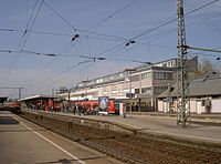 category ludwigsburg train station wikimedia commons. Black Bedroom Furniture Sets. Home Design Ideas