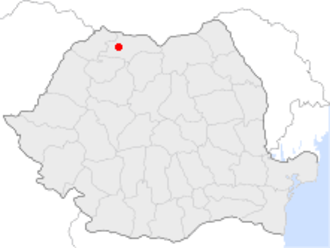 Baia Sprie - Image: Baia Sprie in Romania