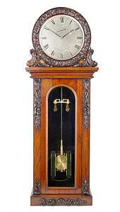 Orologio elettrico di Bain