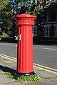 Balls Road pillar box, Oxton 2018-1.jpg