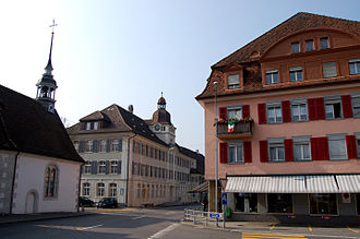 Balsthal - Buildings in Balsthal