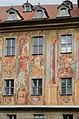Bamberg, Obere Brücke, Altes Rathaus, Westseite, 20151019-013.jpg