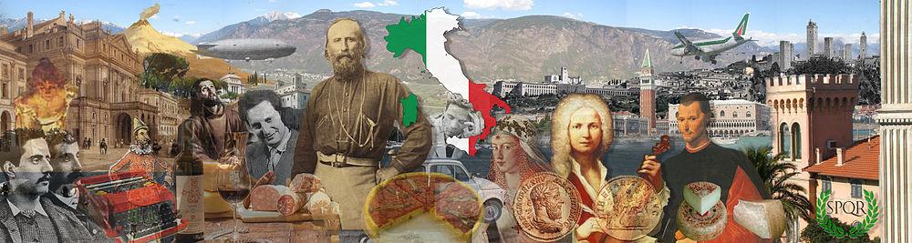 Портал:Италија