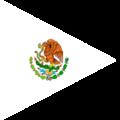 Bandera Ministros auxiliares del Mexico.png
