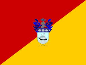 Papudo - Image: Bandera de Papudo