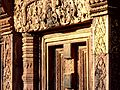 Banteay Srei - 019 Door and Lintel (8581463793).jpg