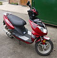 Baotian 50cc Scooter - Flickr - mick - Lumix.jpg
