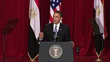 File:Barack Obama A New Beginning Cairo 2009.webm